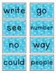 Winter Theme Sight Words BUNDLE (Fry List)