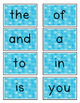 Winter Theme Sight Words Game 1 (Fry List)
