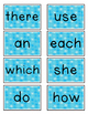 Winter Theme Sight Words Game 2 (Fry List)