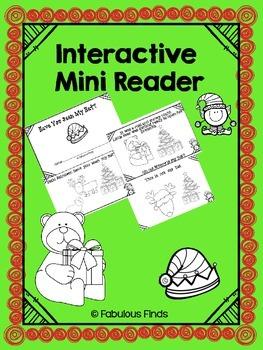 Winter Themed Mini Reader