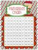 Winter Themed Hundreds Charts