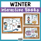 Winter Themed How-To Interactive Book Set