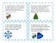 Winter Themed Math Task Cards