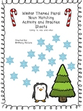 Winter Themed Plural Nouns