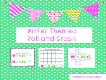 Winter Themed Roll and Graph