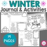 Winter Think Book Guided Journal
