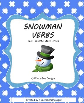 Winter Verb Tenses