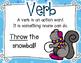 Winter Verbs