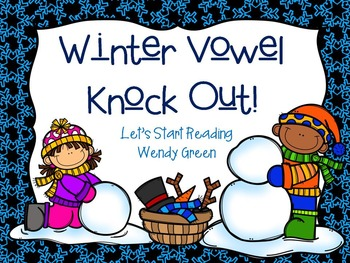 Winter Vowel Knock Out