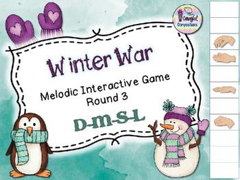 Winter War - Round 3 (D-M-S-L)