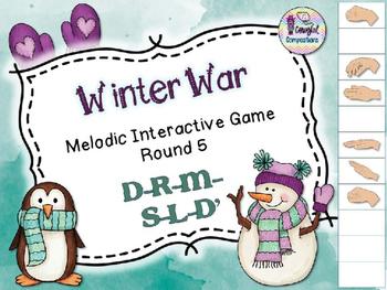Winter War - Round 5 (D-R-M-S-L-D')