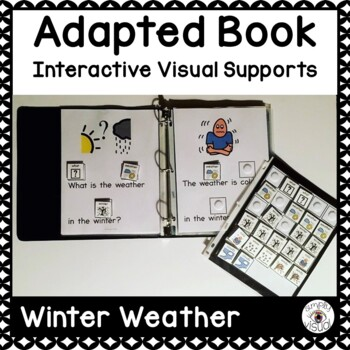 Winter Weather Adapted Book