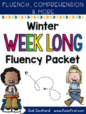 Winter Week Long Fluency Packet