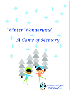 Winter Wonderland: A Games of Memory