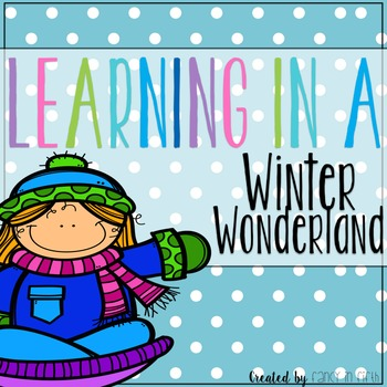 Converting Measurements Task Cards: Winter Themed