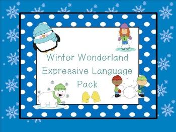 Winter Wonderland Expressive Language Pack