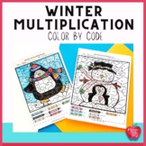 Wonderland Multiplication Color by Number