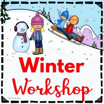 Kindergarten - Special Education-Winter Wonderland-Science