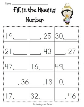 Winter Wonderland of Math