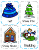 Word Cards: Winter