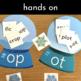 Word Families Activities: Snow Globes {Bundle}