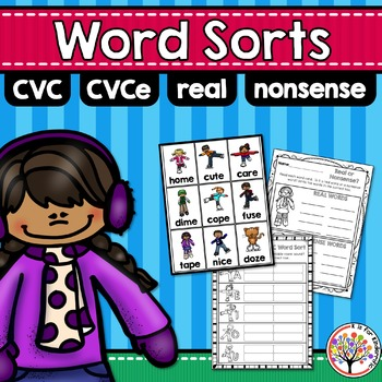 Word Sorts & Cards