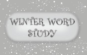 Winter Word Study