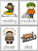 Winter Literacy Activities