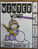 Winter Words and MORE!
