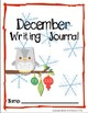 Winter Writing Journal Covers