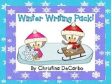 Winter Writing Pack