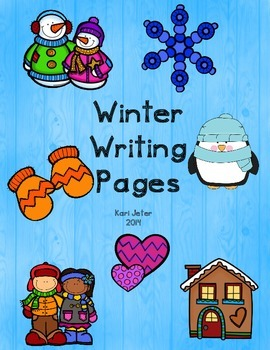 Winter Writing Papers