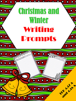 Winter and Christmas Writing Prompts