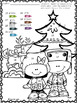 Winter and Holiday Coloring Activity Sheets
