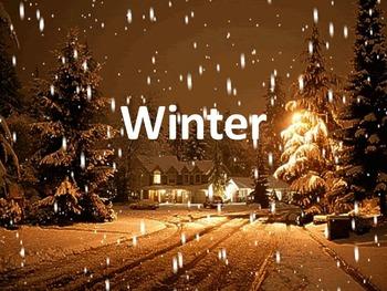 Winter (animated)