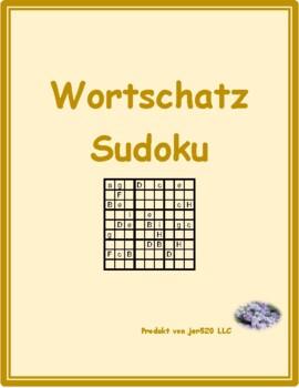 Winter in German Sudoku