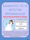 Winter/January Unit:  Learning in a Winter Wonderland