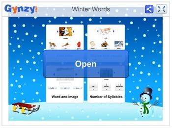 Winterwords