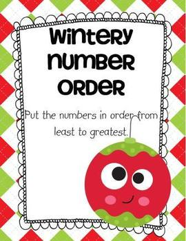 Wintery Number Order