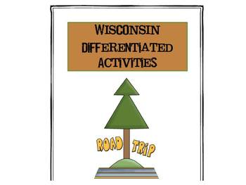 Wisconsin Differentiated State Activities