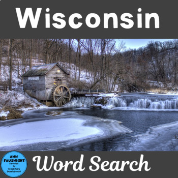 Wisconsin Search and Find