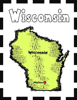 Wisconsin State Symbols and Research Packet