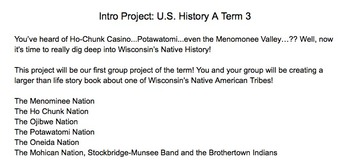 Wisconsin's Native Americans