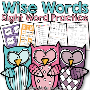 Wise Words - First 100 Sight Words Recognition Program