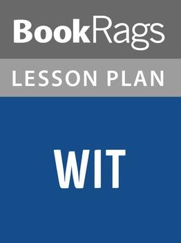 Wit Lesson Plans