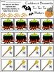 Witch Activities: Cauldrons & Broomsticks Halloween Tic-Ta