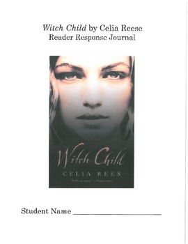 Witch Child by Celia Rees Student Response Journal Writing