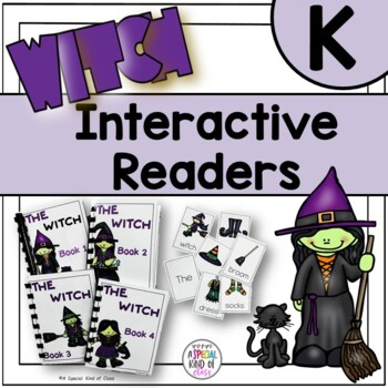 Witch Interactive Easy Readers