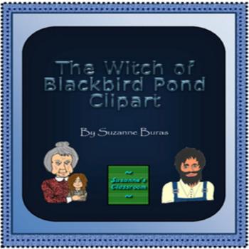 Witch of Blackbird Pond Clipart