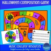 Witches' Brew: A Halloween Composition Game